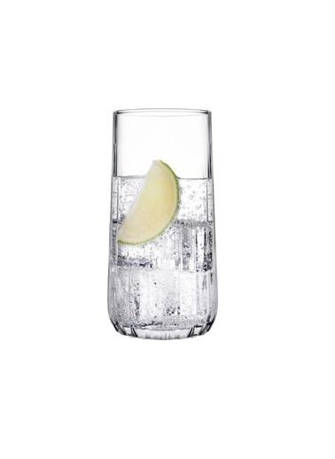 Paşabahçe Nova Su Meşrubat Bardak - 6 Lı Su Meşrubat Bardağı 420695 Renkli